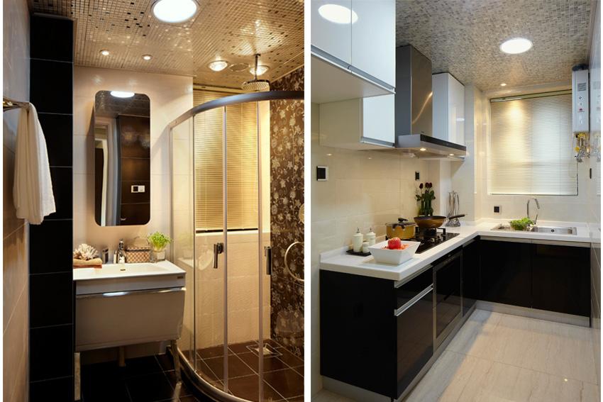 卫生间和厨房