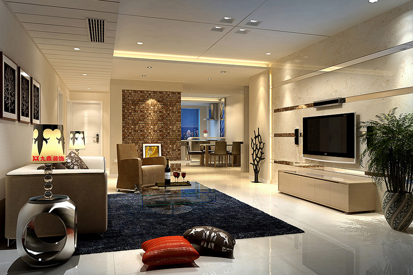 客厅装修如何进行?客厅装修时不得不考虑的因素