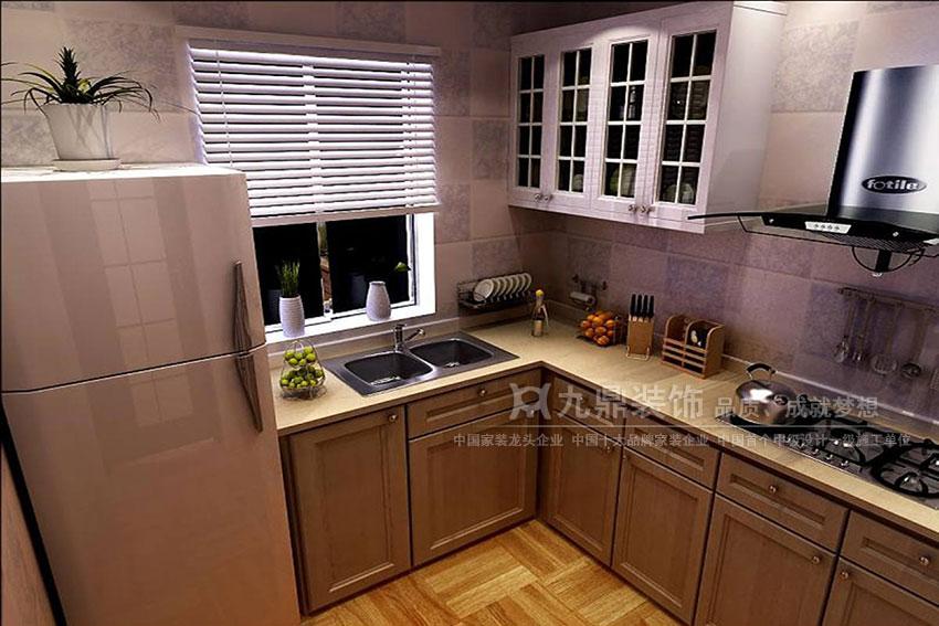 小厨房应该怎么去装修,怎样才能让小厨房照样拥有大厨房的全部功能?