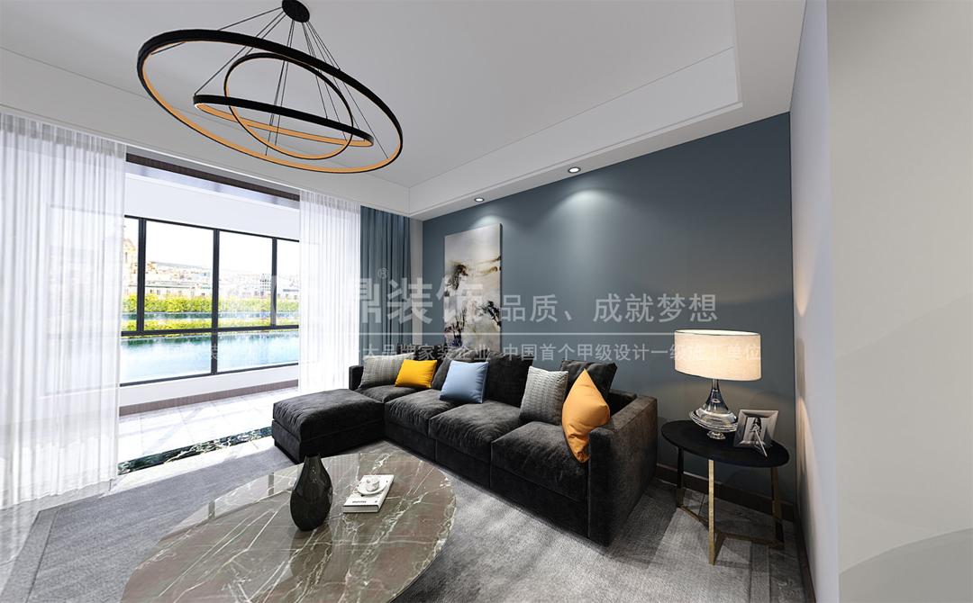 尚东城 89㎡ 现代风格
