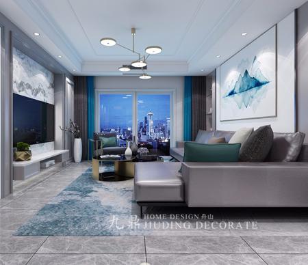 银亿海悦庭-三居室